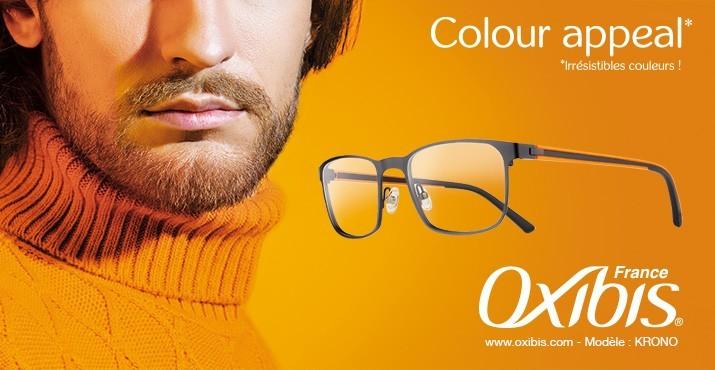 meilleure sélection 00c01 b8514 Modèles de lunettes de la marque OXIBIS - ACV